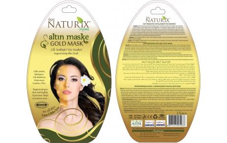 ilgaz-naturix-altin-maske-ambalaj-tasarimi