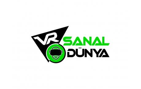 sanal-dunya-logo-tasarimi
