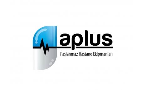 aplus-paslanmaz-hastane-ekipmanlari-logo-tasarimi